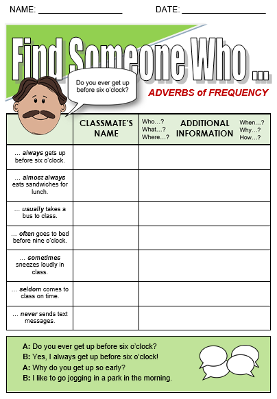 Adverbs worksheets for 2nd grade